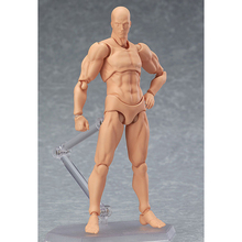 Movable body Male Female joint Action Figure Toys artist Art painting Anime model doll Mannequin Art Sketch Draw Human body doll(China)