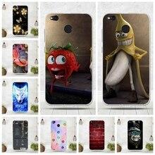 Phone Case Capa Xiaomi Redmi 4X Case Cover Silicone Soft TPU Cute Funda Xiaomi Redmi 4 X Cover Casse Xiomi Redmi 4X