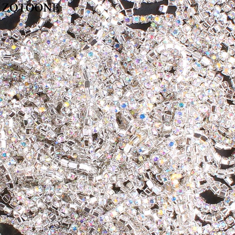 nails rhinestones crystal