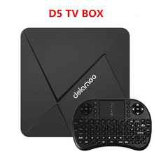 DOLAMEE D5 Smart Android TV Box RK3229 Max 1GB 8GB/2G 8G HD 4K x 2K 2.4G WiFi KD 16.1 Fully Loaded Media Player PK X96 X92 A95X(China)