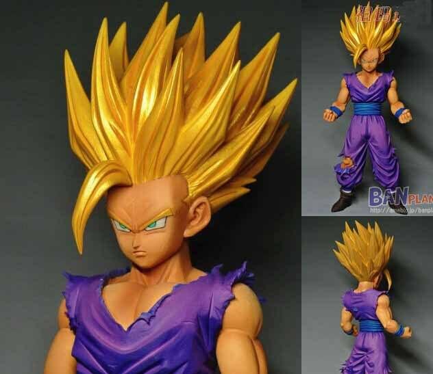 Dragon Ball Z Figures Super Saiyan 2 MSP Son Goku Son Gohan Action Figure Toy Original Banpresto DBZ Dragon Ball Son Gohan<br><br>Aliexpress