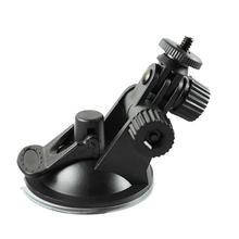 LARATH Universal MINI Sucker Car Driving Recorder Mount DVR Bracket Screw Connector Rack DV GPS Camera Stand Holder Home Hooks(China)