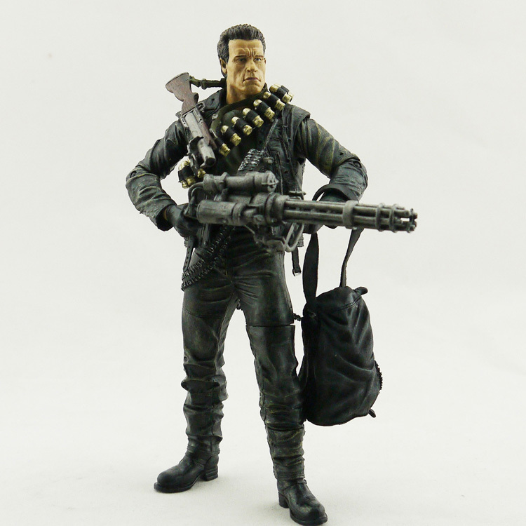 Animation Garage Kid Terminator 2 Judgment Day Model Toys: Action Figure PVC Dolls Arnold Schwarzenegger Model Excellent Gifts<br><br>Aliexpress