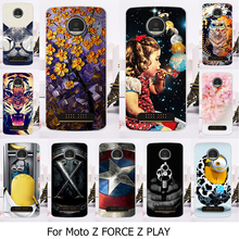 Phone Case For Motorola Moto Z Force Droid Edition Verizon Vector maxx Z Play Droid 2016 Vertex Moto X 4 XT 1635-03 XT1635 Mo