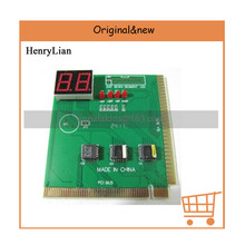 HENRLIAN PCI & ISA MB Diagnostic POST CARD Tester for PC Computer 2 Digit Mainboard Motherboard Analyzer(China)