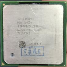 Intel Pentium 4 P4 3.2GHz P4 3.2E P4 3.2 Socket 478 1M 800 SLE75 DO specifications P4 3.2E(China)