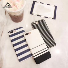 Buy Lizardhill Moblie Phone Cases Iphone 6 6s Hard plstic zebra Stripe back Covers Iphone 7 6 s 6S plus 5 se se fundas coque for $2.61 in AliExpress store