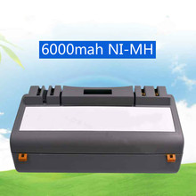 Newest 14.4V Vacuum Clearner Battery 6000mAh NI-MH for iRobot Scooba(China)