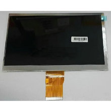 Free shipping top quality Tablet PC Model LCD Screen Display For RCA RCT6378W2 RCT6077W22 50 Pin 800*480 164*103mm