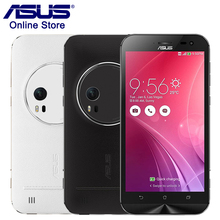 "2017 Original ASUS Zenfone Zoom ZX551ML Smartphone 4GB 64GB/128GB 5.5"" Intel Atom Z3580 2.3GHz Quad Core 13.0MP Mobile Phones"