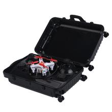 Cool Drone E904 2.4G 4CH 6Axis RC Quadcopter 3D Roll Mini Pocket Suitcase Drone with retail package RC helicopter