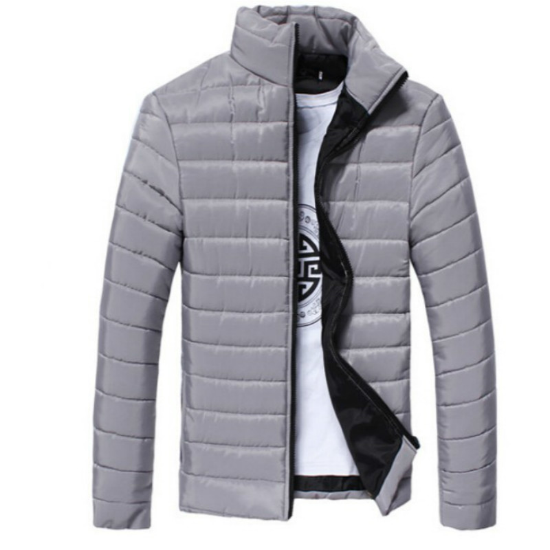 6 Color Brand Winter Jacket Men 2017 Fashion Candy color Stand Collar Cotton Parka Large Size Slim Men Jacket Coat styleОдежда и ак�е��уары<br><br><br>Aliexpress