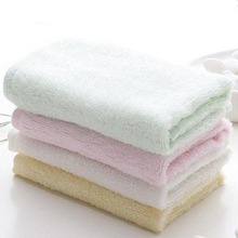 26*26cm 100% Bamboo Fiber soft baby small towel handkerchief for infant Kids children feeding bathing face washing 9zca302-3