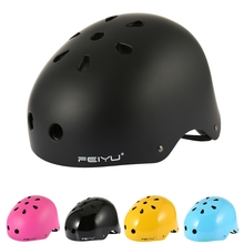 Outdoor Safety Helmet ABS Shell for Skateboard Ski Skating Roller Protective Gear Suitable Kids and Youth
