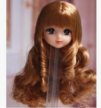 D52 Brand New 9 styles heads for choose for Licca doll(China)