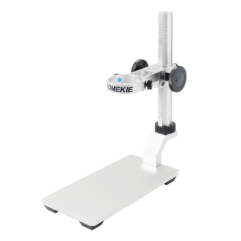 AOMEKIE Protable Aluminum Universal Table Stand Holder for Electronic Digital USB Microscope Durable<br>