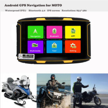 5 inch Android Motorcycle GPS Navigation MOTO GPS Waterproof MT-5001 with WiFi,  Bluetooth, FM Transmitter