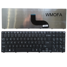 US Black New English Replace laptop keyboard For Gateway NV59C NEW90 PEW96 Packard Bell NEW95 NV50A NV53A NV59C NV79C NV50
