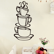 Manufacturers Wholesale Generation Carved Living Room Dining Decorative Wall Stickers Mugs Source Of Foreign Trade