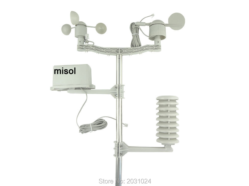1 set of Spare part (outdoor unit) for Professional Wireless Weather Station<br><br>Aliexpress