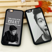 For Apple iPhone 4 4S 5 5C SE 6 6S Plus 4.7 5.5 Shawn Mendes 98 Design Cell Phone Case Cover Shell Coque