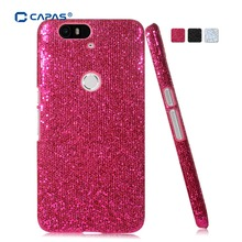 Huawei Nexus 6P Case Capa Luxury Bling Bling Phone Protector Shield Protective Case for Huawei Nexus 6P Hard Plastic Back Cover(China)