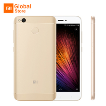 "Original Xiaomi Redmi 4X 4 X Pro Mobile Phone 3GB RAM 32GB ROM Snapdragon 435 Octa Core 5.0"" 2.5D 13.0MP 4100mAh Fingerprint"