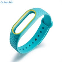 Buy Ouhaobin Smart Wrist Straps Replacement Silicone Band Watch Bracelet Wristband Wrist Strap Xiaomi Mi Band 2 Strap Dec12 for $1.75 in AliExpress store