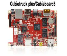 Free Shipping!!! cubieboard5 cubietruck plus / cubieboard 5 H8 Development Board Android / Linux(China)