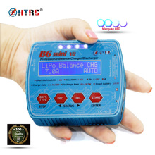 HTRC Imax B6 Mini V2 70W 7A Professional Digital RC Model Balance Charger Discharger for Lipo Lihv LiIon LiFe NiCd NiMH Battery