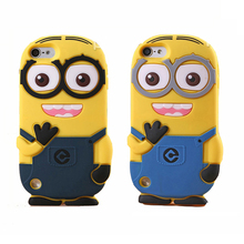 For ipod touch 5 case Despicable Me minion back cases covers to ipod touch 5g free shipping