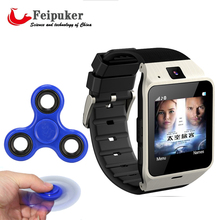 2016 NEW Feipuker Smart watch GV18 phone GSM NFC Camera wrist Watch SIM card Smartwatch for Samsung Android Phone