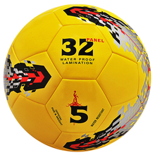 2017 Professional New Size 5 Official Soccer Football Ball Training Equipment PU Foot Ball Futebol(China)