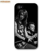 minason Bullet for my Valentine Cover case for iphone 4 4s 5 5s 5c 6 6s 7 8 plus samsung galaxy S5 S6 Note 2 3 4  D4583