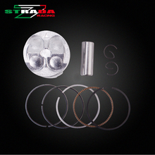 Engine Cylinder Part Piston and Piston Rings Kits For SUZUKI GSXR250 72A 73A 74A 913 GSF GSF250 GSXR Motorcycle Accessories(China)