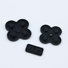 rubber silicone conducting conductive conductor button for NDS/DSL/Nintendo/NDSL game console repair replacement