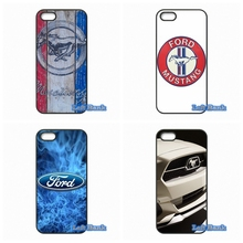 Ford Mustang Logo Phone Cases Cover For Huawei Honor 3C 4C 5C 6 Mate 8 7 Ascend P6 P7 P8 P9 Lite Plus 4X 5X G8