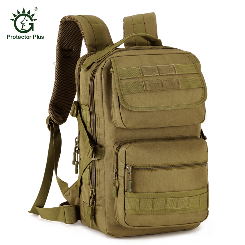 Men Tactics Backpack Outdoors Travel Bag Camouflage Riding Mountaineering Backpack Waterproof Laptop Bag for Men Army Backpack<br><br>Aliexpress