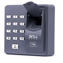 Standalone Biometric Fingerprint keypad Reader for Door lock intercom Access Control 125KHZ X6
