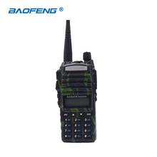 Baofeng  UV 82 Dual band UHF VHF Portable Radio Scanner For two way Radio walkie talkie Transceiver Baofeng uv-82 Ham Radio Camo