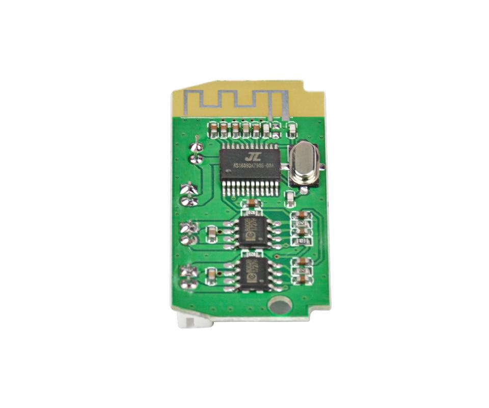 3Wx2 Mini bluetooth Receiver Module With 4Ohm Speakers Power Amplifier Audio Boa