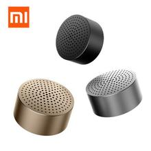 2016 Original Xiaomi Loudspeaker Mi Bluetooth 4.0 Wireless Mini Portable Stereo Three Colors Handsfree Music Square Box Speaker