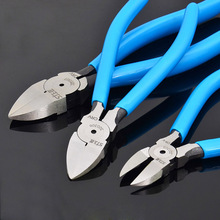 "New 5"" 6"" 7.5""  Electrical Cable Wire Stripper Cutters Cutting Side Snips Flush Nose long Pliers Jewelry Making Hand Tool"