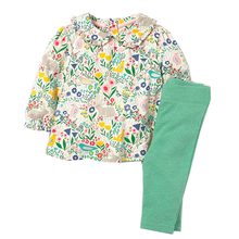 Baby Girls Clothing Sets 2017 Brand Autumn Winter Kids Christmas Outfits for Girls Clothes Vetement Fille Children Tracksuit(China)