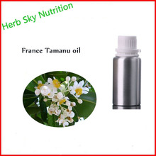 Free shopping100% pure plant base oil skin care Essential oils France Tamanu oil DIY handmade soap raw materials