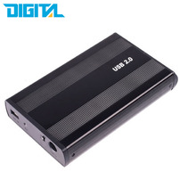 "3.5 inch 3.5"" USB 2.0 IDE HDD Hard Disk Drive Enclosure Cartridge Case Box Storage Devices External Case for Hdd Box for Hdd Box(China)"