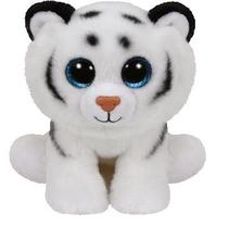 Tundra WHITE TIGER TABOR TIGER TY BEANIE 1PC 15CM BIG EYES Plush Toys  Stuffed animals children toy