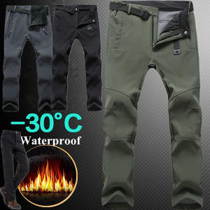 Trousers Men Hiking-...