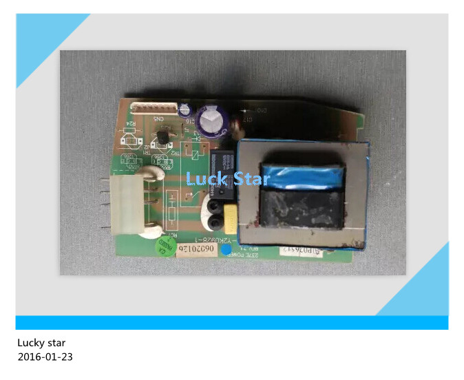 95% new for refrigerator pc board motherboard for Haier 06020126 power supply board on sale<br>