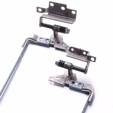 1 Pair Left & Right Laptops Replacements LCD Hinges Fit For HP Pavilion G72 CQ72 Notebook Computer LCD Screen Hinges(China)